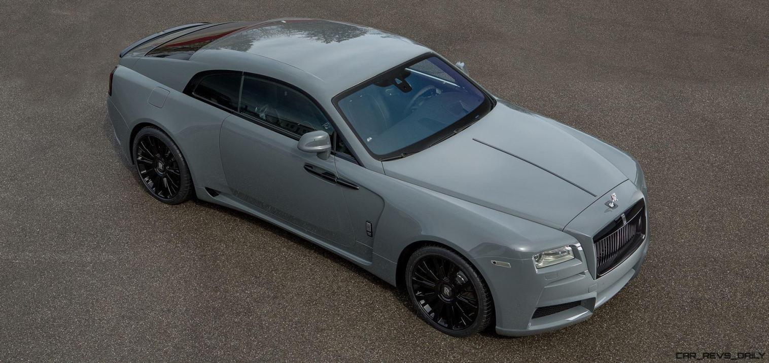 2016 SPOFEC Rolls Royce Wraith OVERDOSE 30
