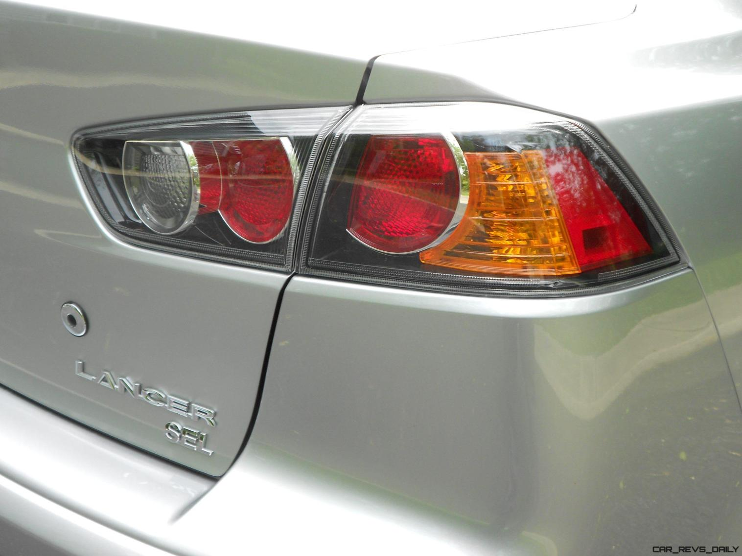 Drive Review - 2016 Mitsubishi Lancer 2