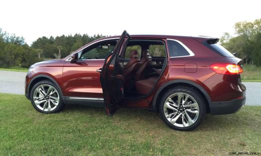 HD Road Test Review - 2016 Lincoln MKX 10