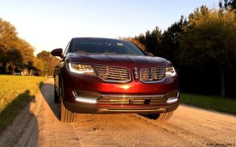 HD Road Test Review - 2016 Lincoln MKX 21