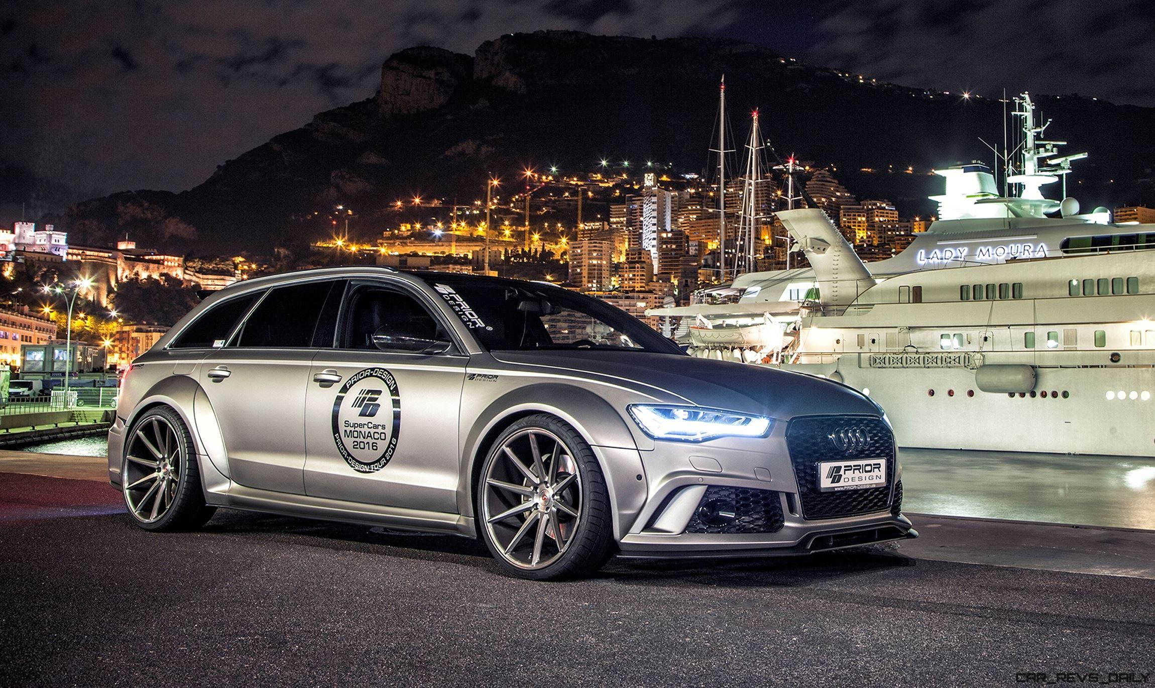 Vans Wallpaper For Girls Audi A6 S6 Rs6 Widebody Prior Design Pd600r Is Hot New
