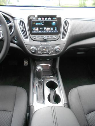 Road Test Review - 2016 Chevrolet MALIBU LT 14