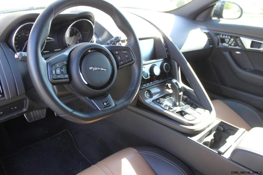 Road Test Review - 2016 Jaguar F-Type R Convertible 1