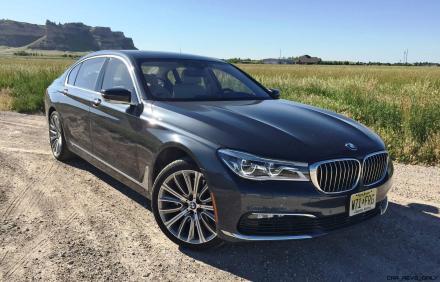 2016 BMW 750i Exterior 10