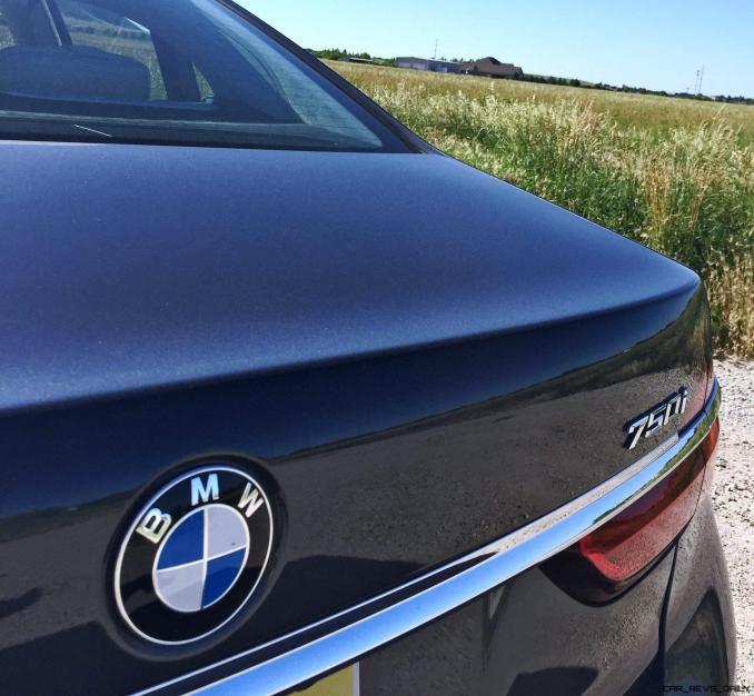 2016 BMW 750i Exterior 7