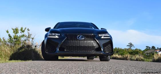 2016 Lexus GS-F Tom Burkart 10