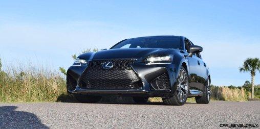 2016 Lexus GS-F Tom Burkart 18