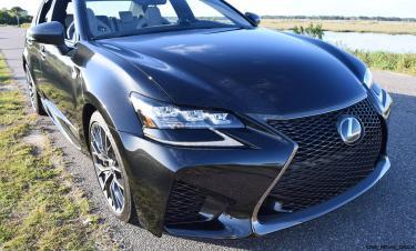 2016 Lexus GS-F Tom Burkart 49