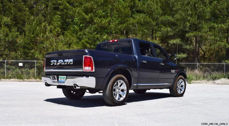 2016 RAM 1500 LIMITED EcoDiesel BLACK 19