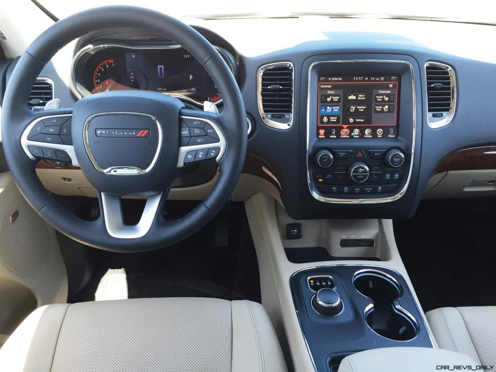 Road Test Review - 2016 Dodge DURANGO - By Tim Esterdahl 8