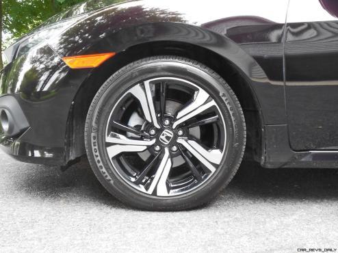 2016 Honda Civic 3
