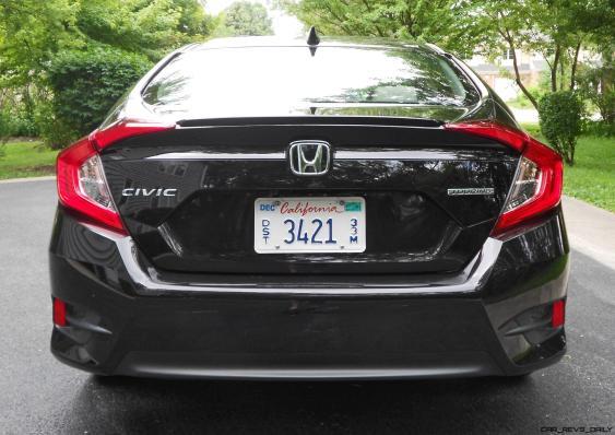 2016 Honda Civic 5
