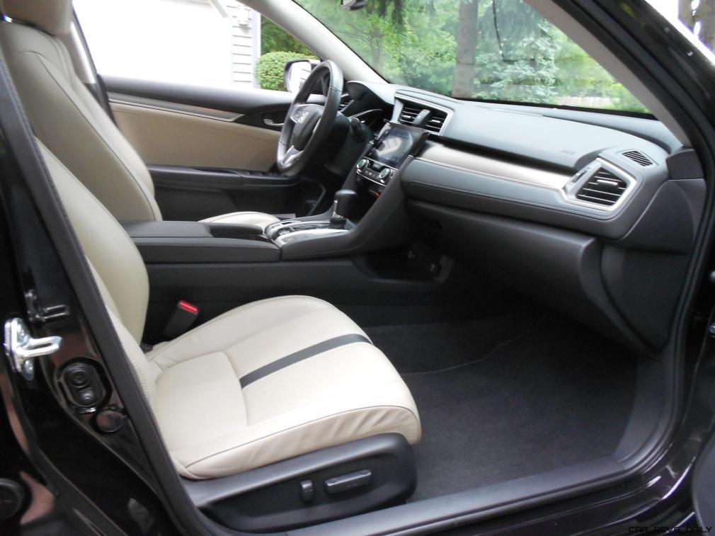 2016 Honda Civic Sedan - Interior 12