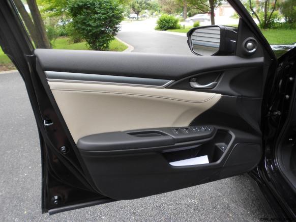 2016 Honda Civic Sedan - Interior 2