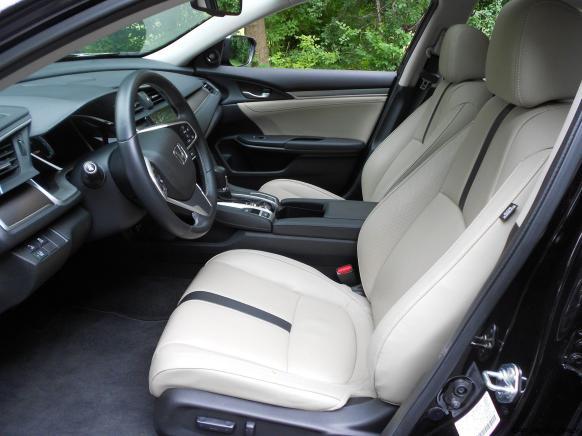 2016 Honda Civic Sedan - Interior 3