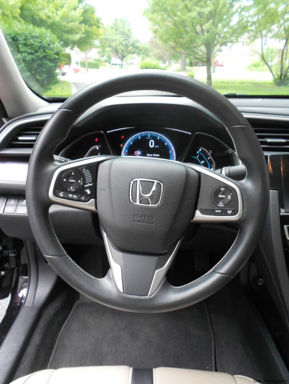 2016 Honda Civic Sedan - Interior 5