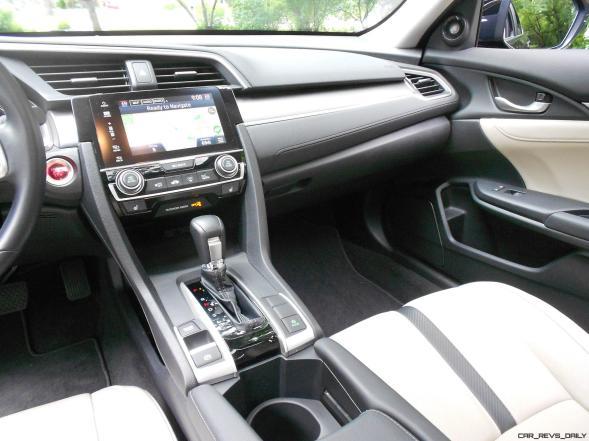 2016 Honda Civic Sedan - Interior 7