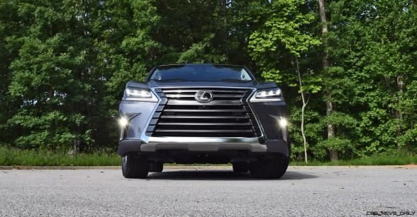 2016 Lexus LX570 - Exterior Photos 12