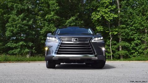 2016 Lexus LX570 - Exterior Photos 14