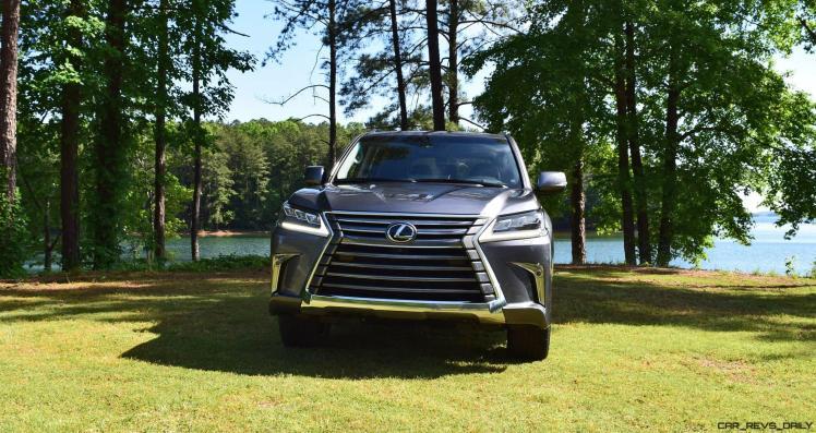 2016 Lexus LX570 - Exterior Photos 41
