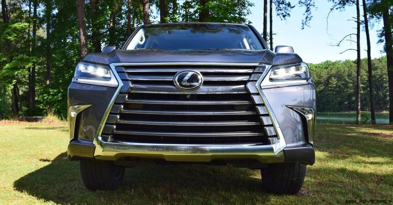 2016 Lexus LX570 - Exterior Photos 58