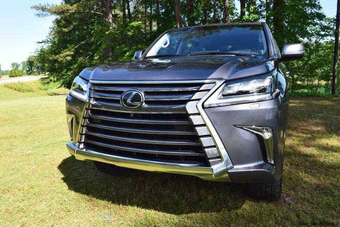 2016 Lexus LX570 - Exterior Photos 59