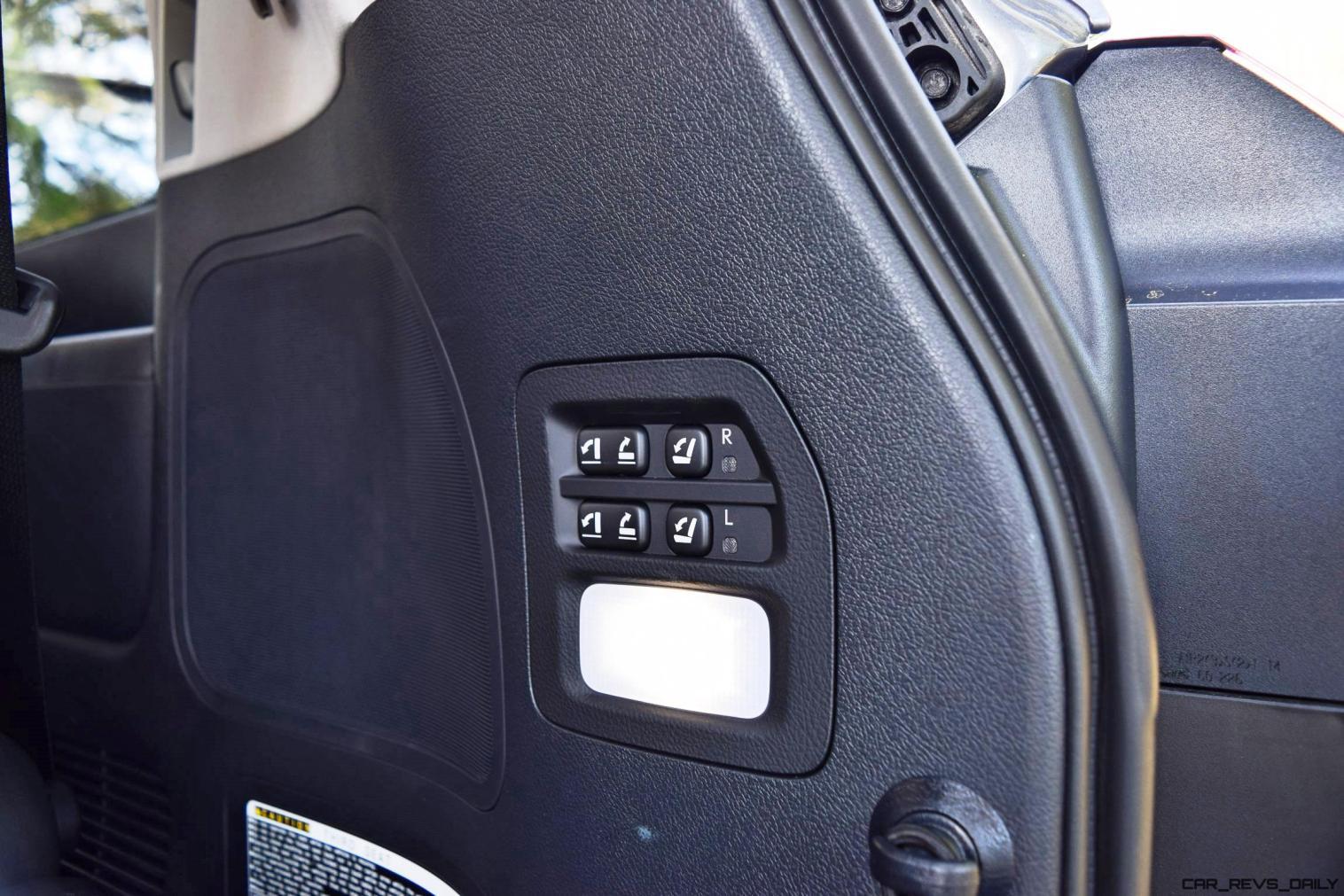 2016 Lexus LX570 Interior Photos 16
