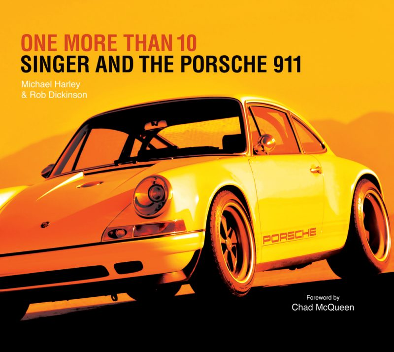 Singer Vehicle Design on Car Revs Daily