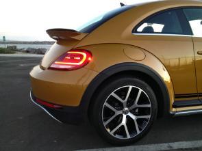 2016 VW Beetle DUNE 7