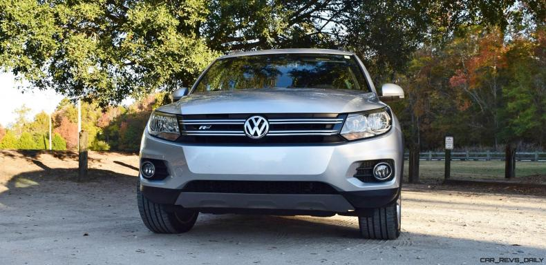 2016 VW Tiguan R-Line Review 1