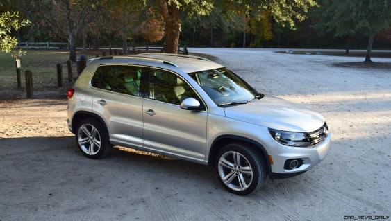 2016 VW Tiguan R-Line Review 11