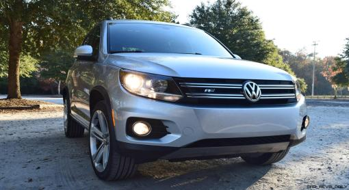 2016 VW Tiguan R-Line Review 25