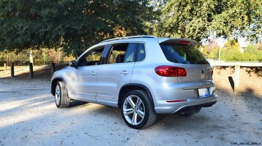 2016 VW Tiguan R-Line Review 32