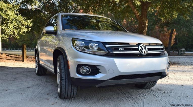 2016 VW Tiguan R-Line Review 6
