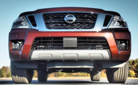 2017 Nissan ARMADA Platinum 16