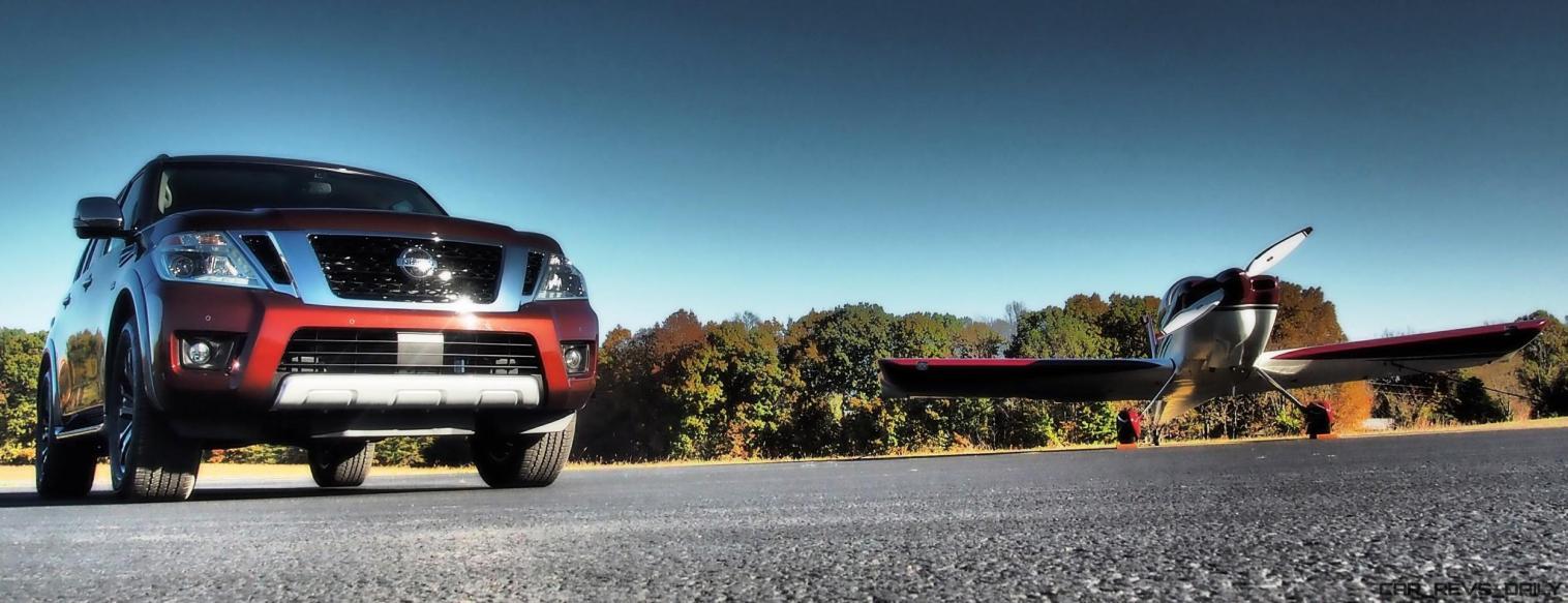 2017 Nissan ARMADA Platinum 18