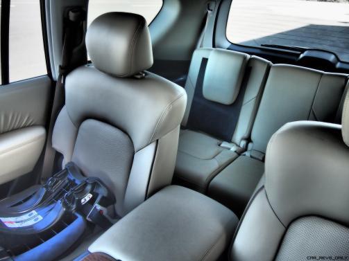 2017 Nissan ARMADA Platinum 31