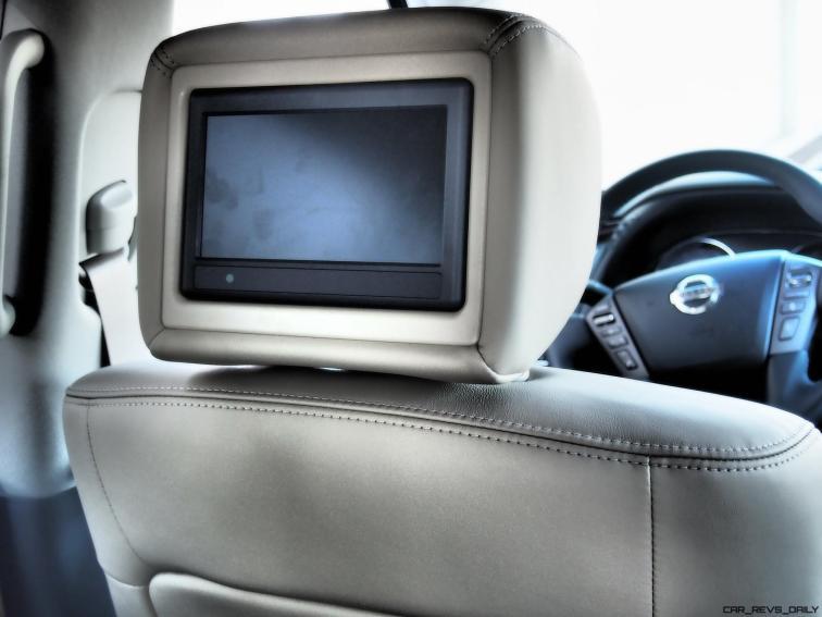 2017 Nissan ARMADA Platinum 36