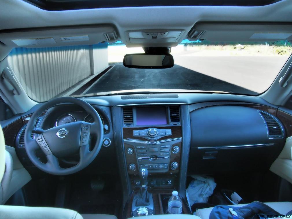 2017 Nissan ARMADA Platinum 37