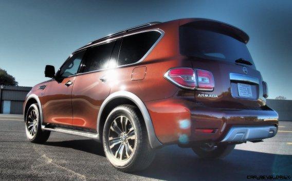 2017 Nissan ARMADA Platinum 4