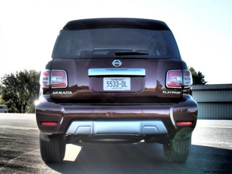 2017 Nissan ARMADA Platinum 6