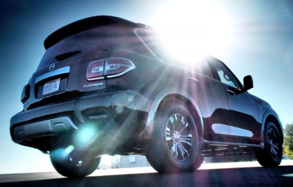 2017 Nissan ARMADA Platinum 7
