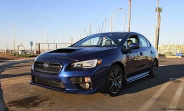 2017 Subaru WRX 1