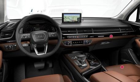 2017 Audi Q7 Colors, Wheels and Interiors 23