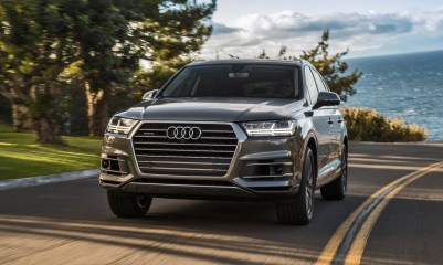 2017 Audi Q7 USA 1