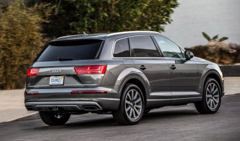 2017 Audi Q7 USA 11