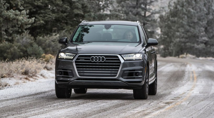 2017 Audi Q7 USA 6