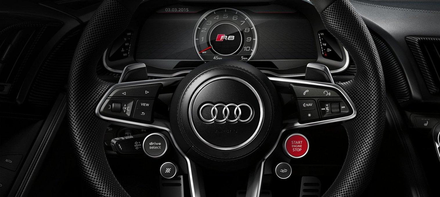 2017 Audi R8 Colors 17