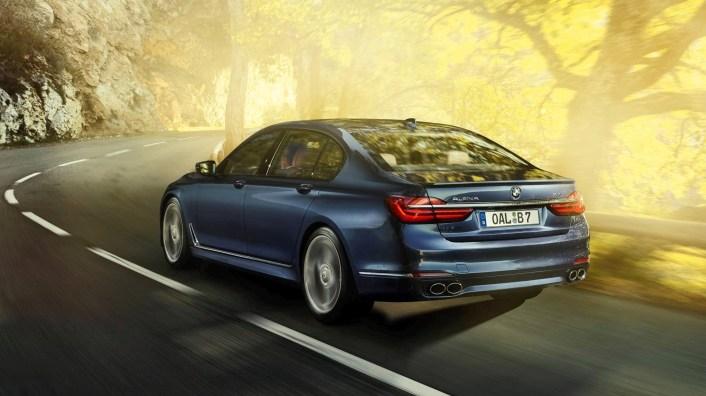 2017 BMW ALPINA B7 xDrive 6