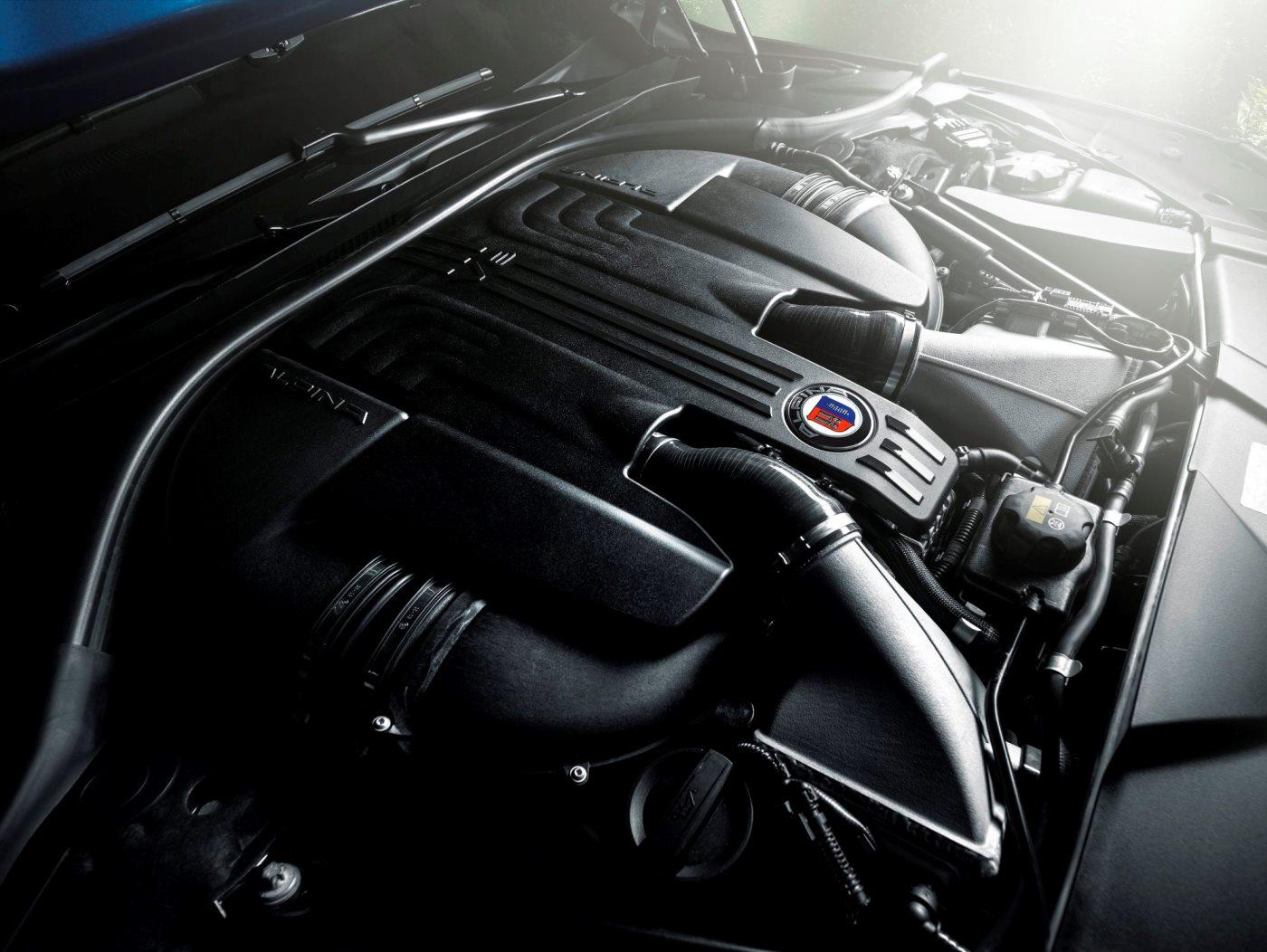 2017 BMW ALPINA B7 xDrive Interior 1